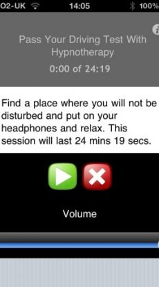fear of flying hypnosis app