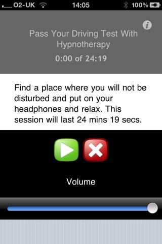 fear of flying hypnosis app