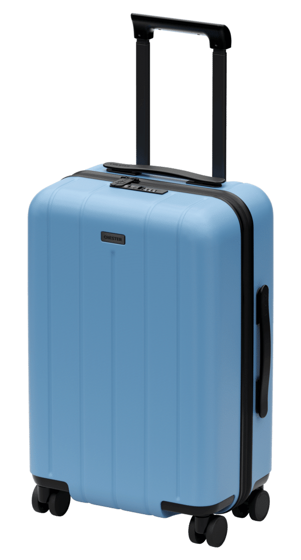 luggage for first time flyer